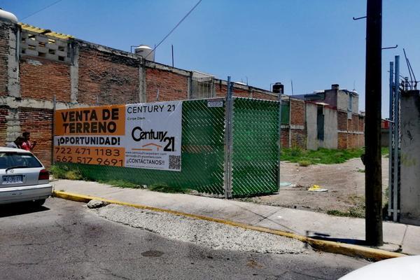 Foto de terreno habitacional en venta en privada de tonatiuh s/n , azteca, toluca, méxico, 0 No. 01