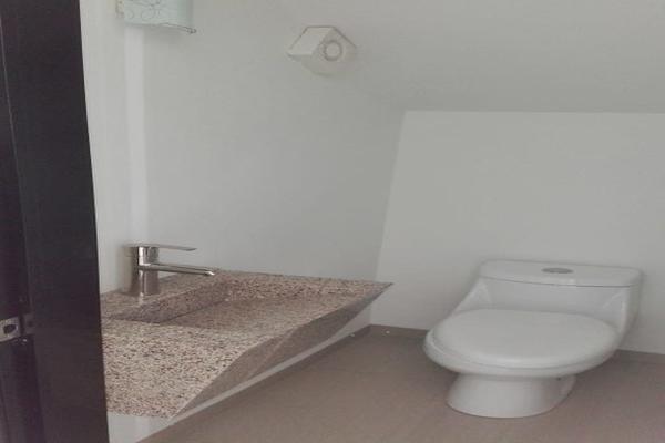 Foto de casa en venta en  , privada del álamo ii, mineral de la reforma, hidalgo, 7302613 No. 35