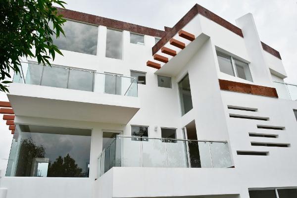 Foto de casa en renta en privada del reposo , bosque real, huixquilucan, m?xico, 5678577 No. 01