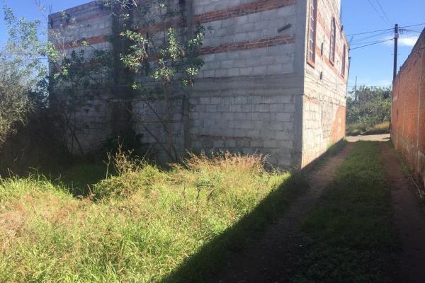 Foto de terreno habitacional en venta en privada el riel 0, casa blanca, san juan del río, querétaro, 6160794 No. 06