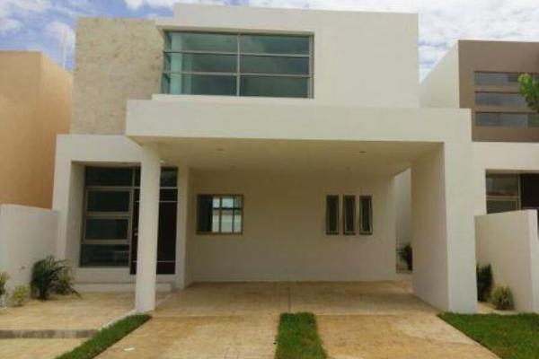 Foto de casa en venta en privada en cholul privada, cholul, mérida, yucatán, 5442801 No. 02
