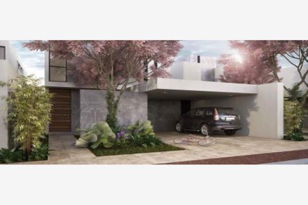 Foto de casa en venta en privada en conkal privada en conkal, conkal, conkal, yucatán, 5975476 No. 01
