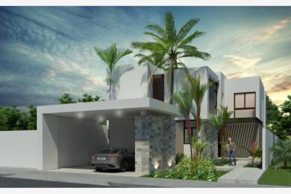 Foto de casa en venta en privada en temozon norte privada, temozon norte, mérida, yucatán, 5383924 No. 01