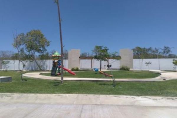 Foto de terreno habitacional en venta en privada en xcanatun xcanatun, xcanatún, mérida, yucatán, 5376668 No. 03