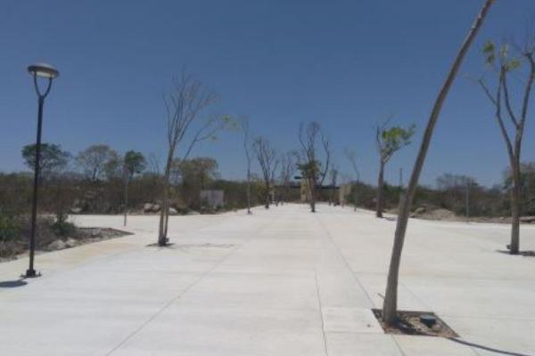 Foto de terreno habitacional en venta en privada en xcanatun xcanatun, xcanatún, mérida, yucatán, 5376668 No. 04