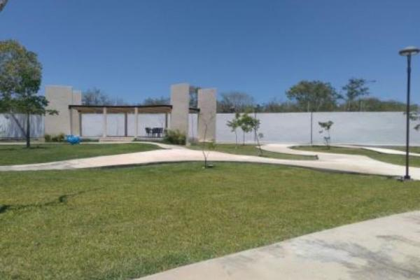 Foto de terreno habitacional en venta en privada en xcanatun xcanatun, xcanatún, mérida, yucatán, 5376668 No. 05