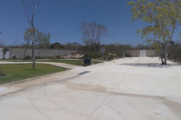 Foto de terreno habitacional en venta en privada en xcanatun xcanatun, xcanatún, mérida, yucatán, 5376668 No. 06