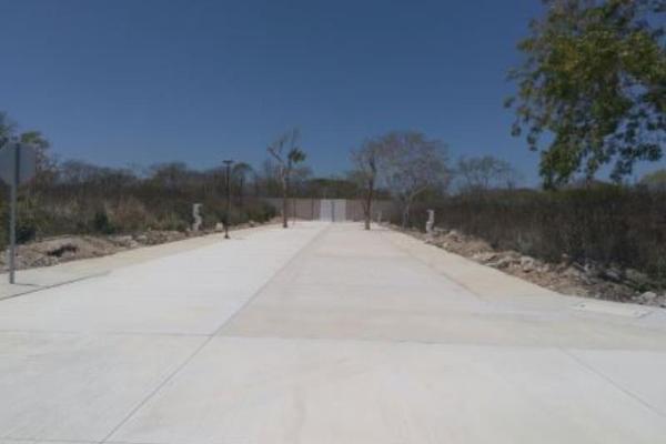 Foto de terreno habitacional en venta en privada en xcanatun xcanatun, xcanatún, mérida, yucatán, 5376668 No. 07