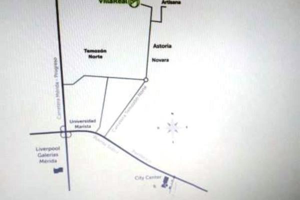 Foto de terreno habitacional en venta en privada en xcanatun xcanatun, xcanatún, mérida, yucatán, 5376668 No. 08