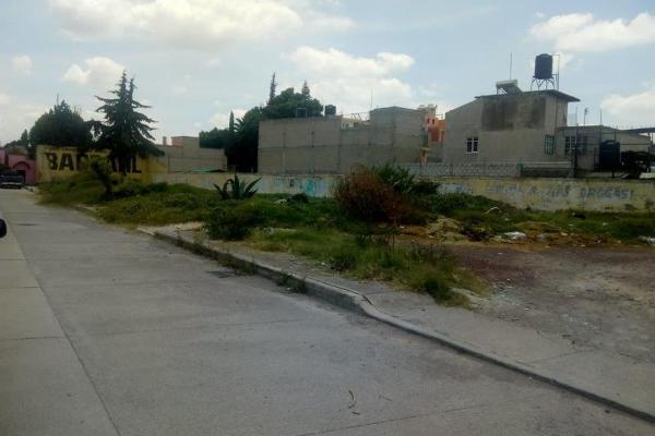 Foto de terreno comercial en venta en privada francisco hernández 1, tulpetlac, ecatepec de morelos, méxico, 12275390 No. 05