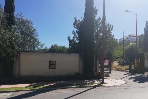 Foto de terreno habitacional en venta en privada jumilla , lomas del tecnológico, san luis potosí, san luis potosí, 6173640 No. 01