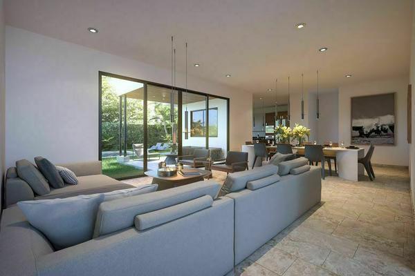 Foto de casa en venta en privada kaan , temozon norte, mérida, yucatán, 20970785 No. 02