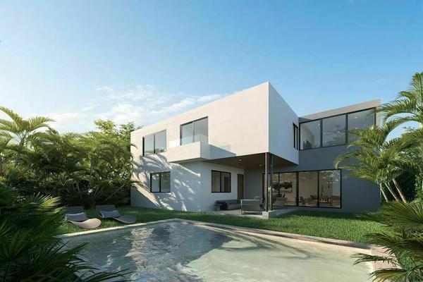 Foto de casa en venta en privada kaan , temozon norte, mérida, yucatán, 20970785 No. 04