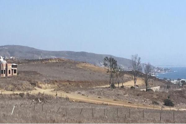 Foto de terreno habitacional en venta en privada kiliwa , el sauzal, ensenada, baja california, 14035405 No. 01