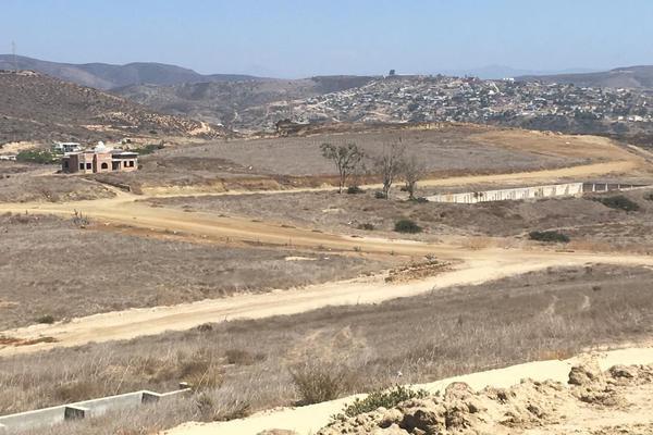 Foto de terreno habitacional en venta en privada kiliwa , el sauzal, ensenada, baja california, 14035405 No. 02