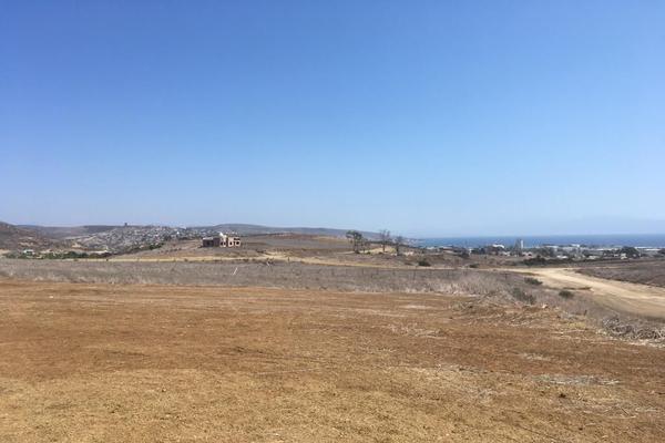 Foto de terreno habitacional en venta en privada kiliwa , el sauzal, ensenada, baja california, 14035405 No. 04