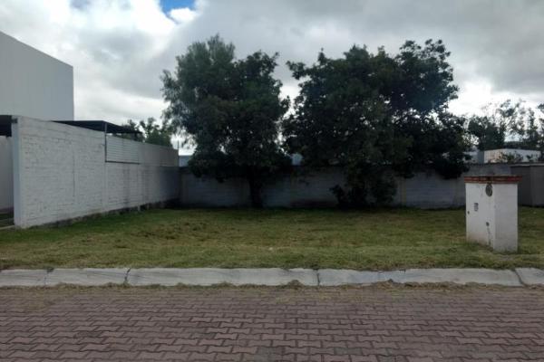 Foto de terreno habitacional en venta en privada la antigua 84, haciendas del pueblito, corregidora, querétaro, 5951524 No. 01