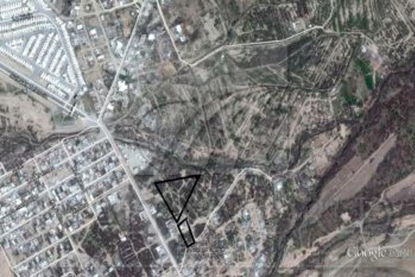 Foto de terreno habitacional en venta en  , privada la misión, saltillo, coahuila de zaragoza, 8388973 No. 01