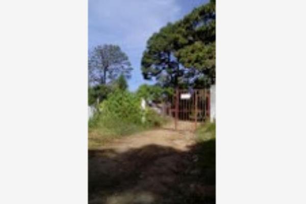 Foto de terreno habitacional en venta en privada la mora 1, chamilpa, cuernavaca, morelos, 6136009 No. 07