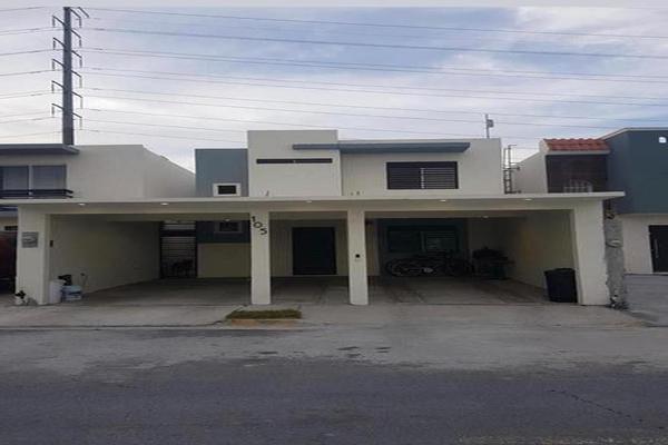 Foto de casa en venta en  , privada las ceibas, reynosa, tamaulipas, 7960585 No. 01