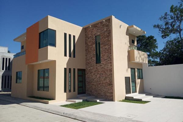 Foto de casa en venta en privada las palmas , ixtacomitan 3a sección, centro, tabasco, 0 No. 01