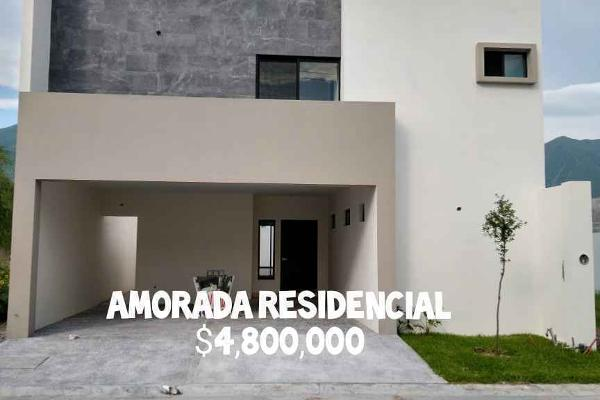 Foto de casa en venta en  , privada los franciscanos, santiago, nuevo león, 13411271 No. 01