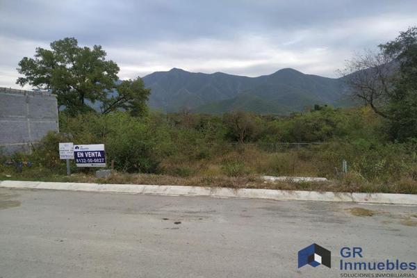 Foto de terreno industrial en venta en  , privada los franciscanos, santiago, nuevo león, 17727412 No. 01