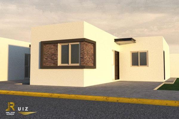 Foto de casa en venta en  , privada los magueyes, saltillo, coahuila de zaragoza, 8693015 No. 01