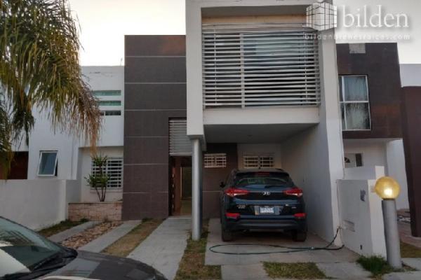 Foto de casa en renta en  , privada luna, durango, durango, 0 No. 01