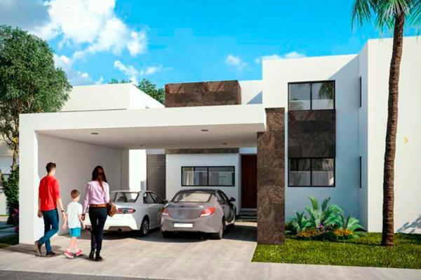 Foto de casa en venta en privada magnolia , cholul, mérida, yucatán, 5683995 No. 01