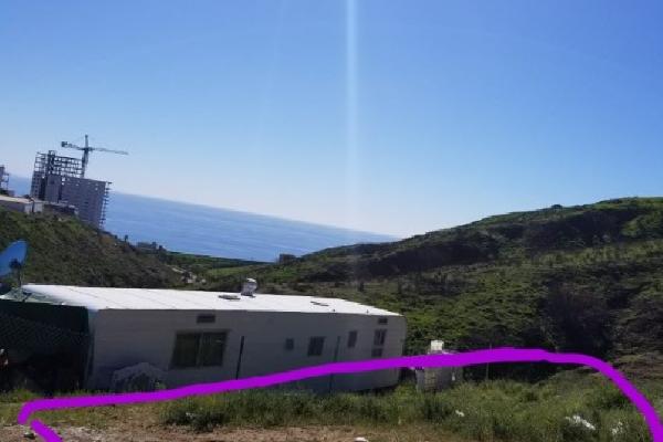 Foto de terreno habitacional en venta en privada mar de calafia , terrazas del mar, playas de rosarito, baja california, 0 No. 02