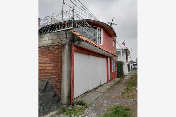 Foto de casa en venta en privada martha rodríguez 5, capultitlán centro, toluca, méxico, 19255029 No. 01