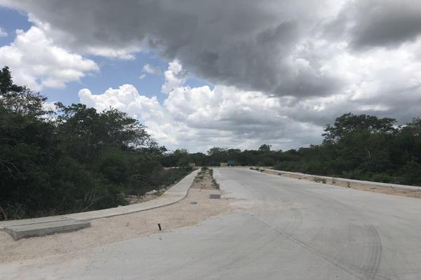 Foto de terreno habitacional en venta en  , privada maya, mérida, yucatán, 9285123 No. 03