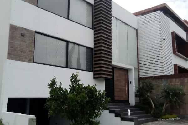 Foto de casa en condominio en renta en privada miro cluster 777 , lomas de angelópolis ii, san andrés cholula, puebla, 3734084 No. 01