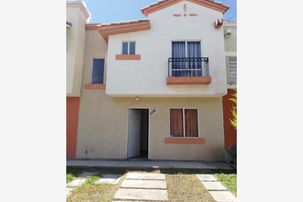 Foto de casa en venta en privada moret 116 manzan15lote 9, real toledo fase 3, pachuca de soto, hidalgo, 9925659 No. 01
