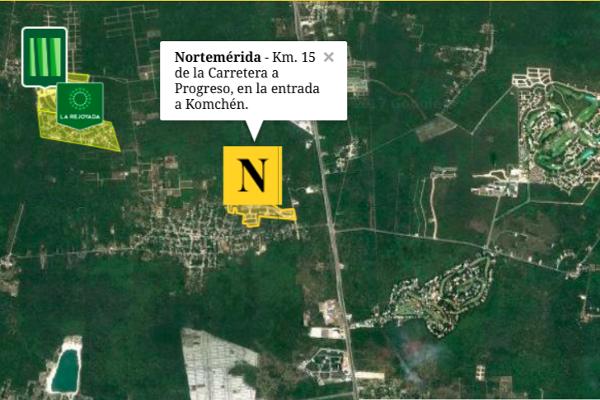 Foto de terreno habitacional en venta en privada nortemérida lotes , komchen, mérida, yucatán, 3729298 No. 14