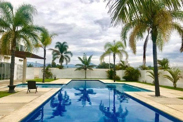 Foto de casa en condominio en venta en privada palmas de santiago etla , guadalupe etla, guadalupe etla, oaxaca, 5940063 No. 01