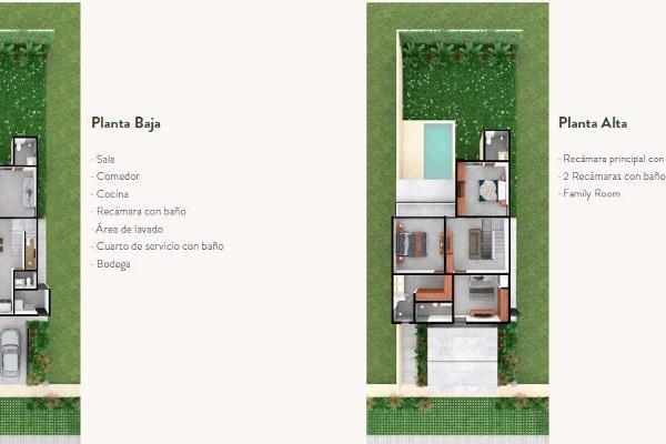 Foto de casa en venta en privada palta 152 , cholul, mérida, yucatán, 0 No. 02