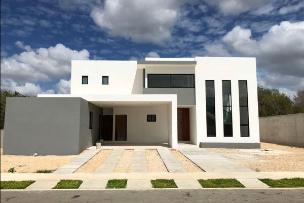 Foto de casa en venta en privada phula , komchen, mérida, yucatán, 4571460 No. 01