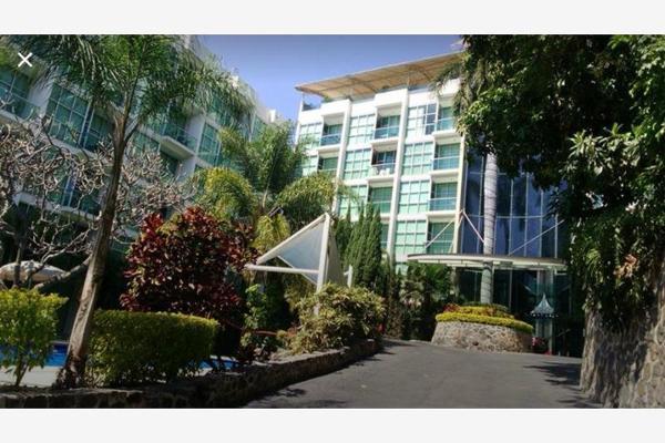 Foto de departamento en venta en privada potrero verde , jacarandas, cuernavaca, morelos, 5312095 No. 01