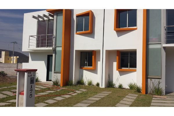 Foto de casa en venta en  , secretaria de hacienda y crédito publico, pachuca de soto, hidalgo, 5435053 No. 01