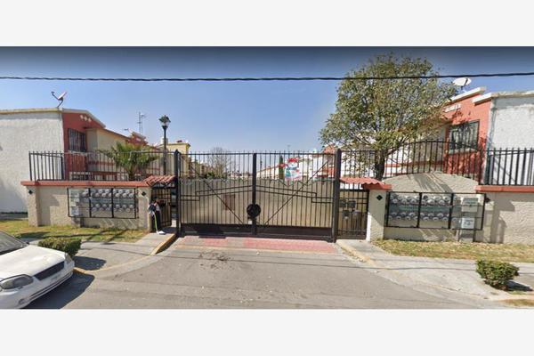 Foto de casa en venta en privada río cinca 10, valle san pedro, tecámac, méxico, 17781183 No. 01