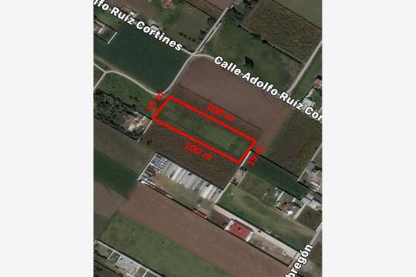 Foto de terreno habitacional en venta en privada ruiz cortines 4, santa maría tonantzintla, san andrés cholula, puebla, 0 No. 01