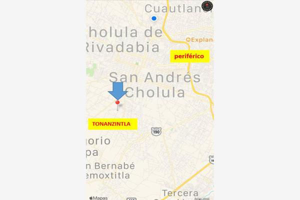 Foto de terreno habitacional en venta en privada ruiz cortines 4, santa maría tonantzintla, san andrés cholula, puebla, 0 No. 02