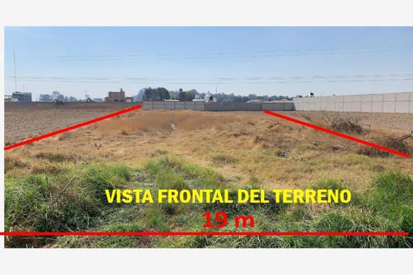 Foto de terreno habitacional en venta en privada ruiz cortines 4, santa maría tonantzintla, san andrés cholula, puebla, 0 No. 09