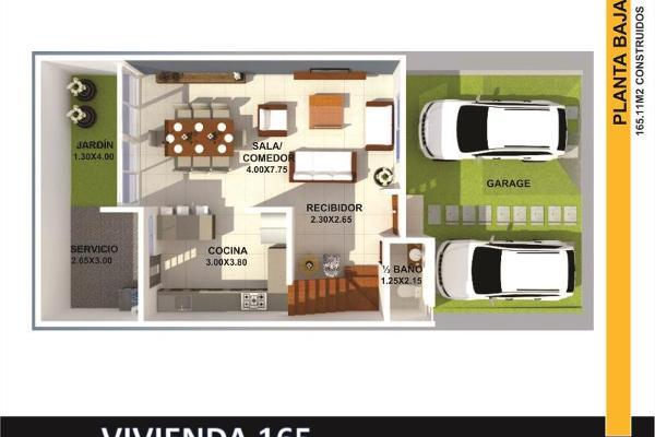 Foto de casa en venta en privada san francisco 0, el mirador, tuxtla gutiérrez, chiapas, 12273427 No. 04