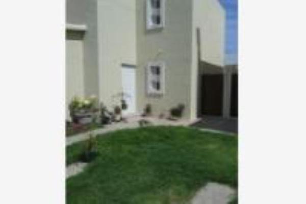 Foto de casa en venta en privada san jose 100, rancho santa mónica, aguascalientes, aguascalientes, 5931902 No. 01