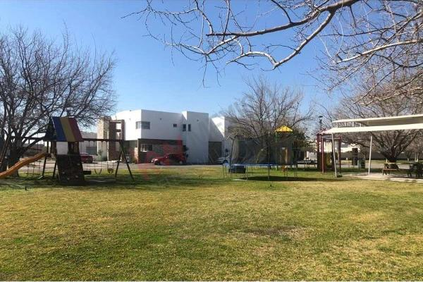 Foto de terreno habitacional en venta en privada santa emilia 6, fraccionamiento lagos, torreón, coahuila de zaragoza, 12671526 No. 01
