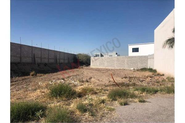 Foto de terreno habitacional en venta en privada santa emilia 6, fraccionamiento lagos, torreón, coahuila de zaragoza, 12671526 No. 03