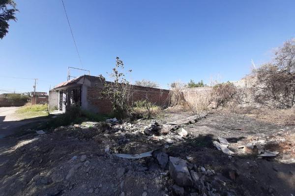Foto de terreno habitacional en venta en privada santa fe 27, las pintas, el salto, jalisco, 0 No. 02